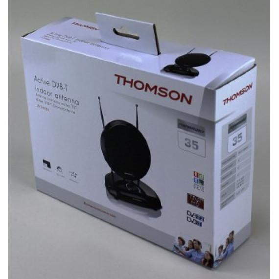 Thomson 00132183 Antenne intérieure .AMP.TNT2 ANT1418BK PER.35 N
