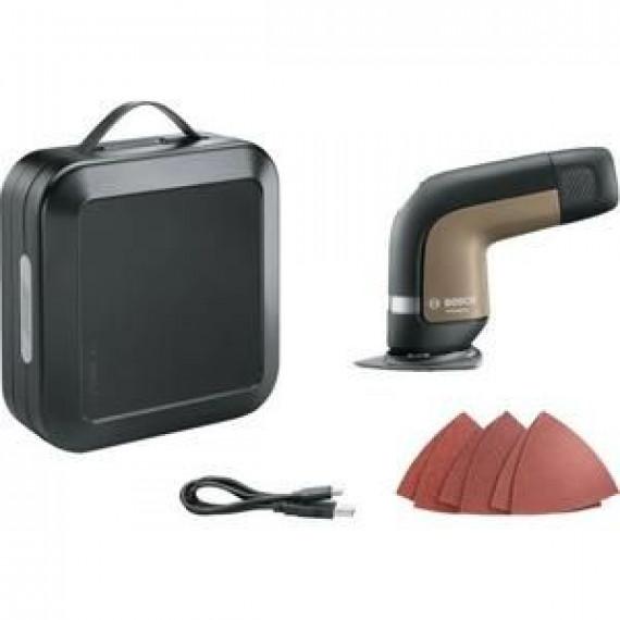 Bosch Bosch  06039C4001 Ponceuse sans fil YOUseries Sander (1 batterie, dans coffret)