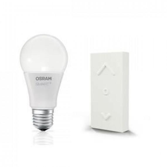 OSRAM OSRAM Smart+ Kit Ampoule LED Blanc Chaud Connectée + Télécommande Mini Switch