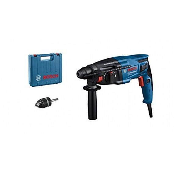 Bosch Professional 06112A6001 GBH 2-21, im Handwerkerkoffer