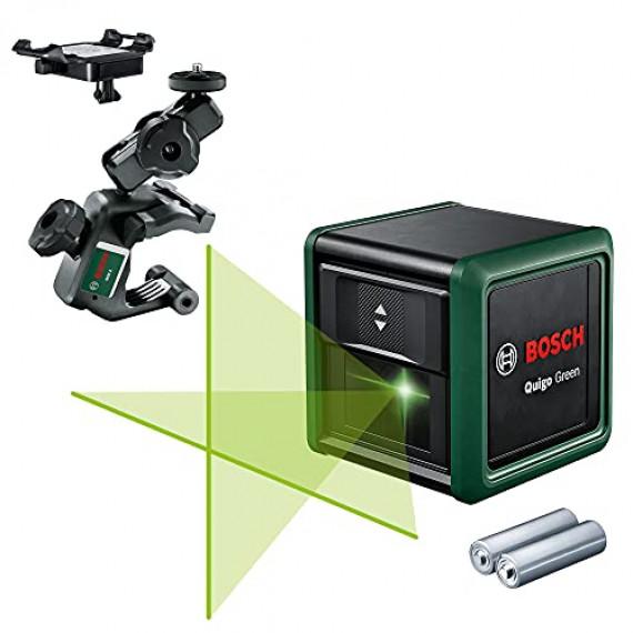 1Control Niveau laser Bosch Quigo green 12 m