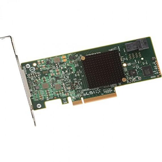 Carte contrôleur Broadcom MegaRAID SAS 9341-4i  SAS  12 Gbit / s