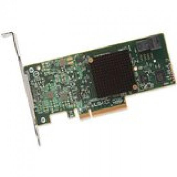 Carte contrôleur Broadcom SAS 9300-4i  SAS Interne: 1x SFF-8643 12 Gbit / s