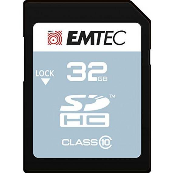 EMTEC Carte memoire  Carte sd 16go class 10