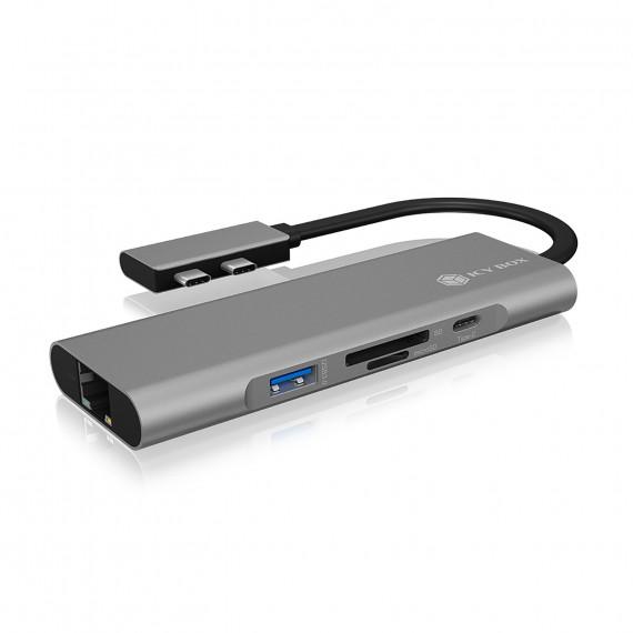 ICY BOX IB-DK4043-2C