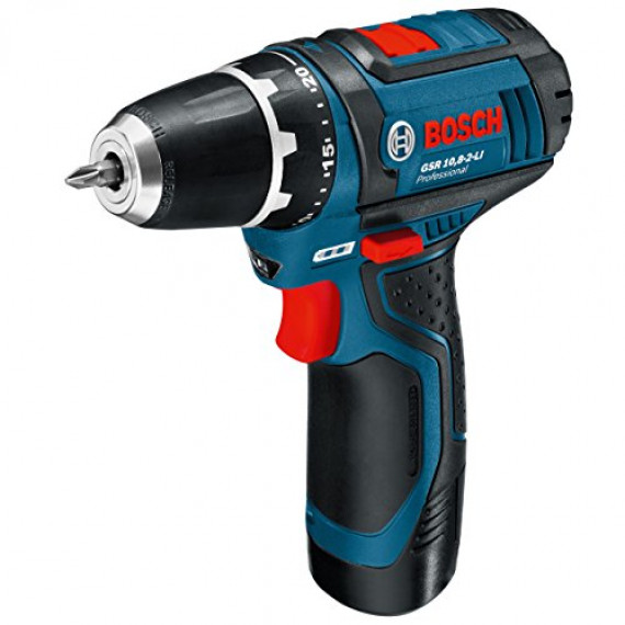 Bosch GSR 10,8/12-2-LI 12 V