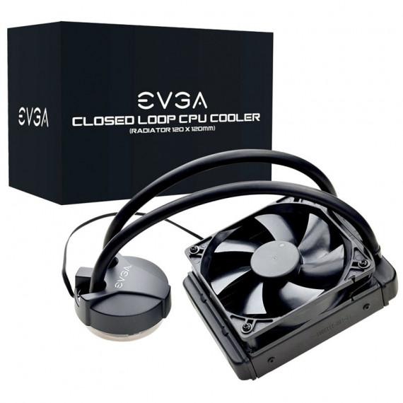 EVGA CLC 120 CL11 Le refroidissement complet de l'eau - 120mm