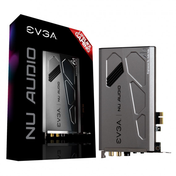 EVGA NU Audio Carte son 5.1