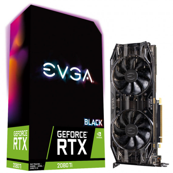 EVGA GeForce RTX 2080 Ti BLACK EDITION GAMING