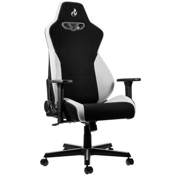 Nitro Concepts S300 Gaming Chair - Radiant blanc