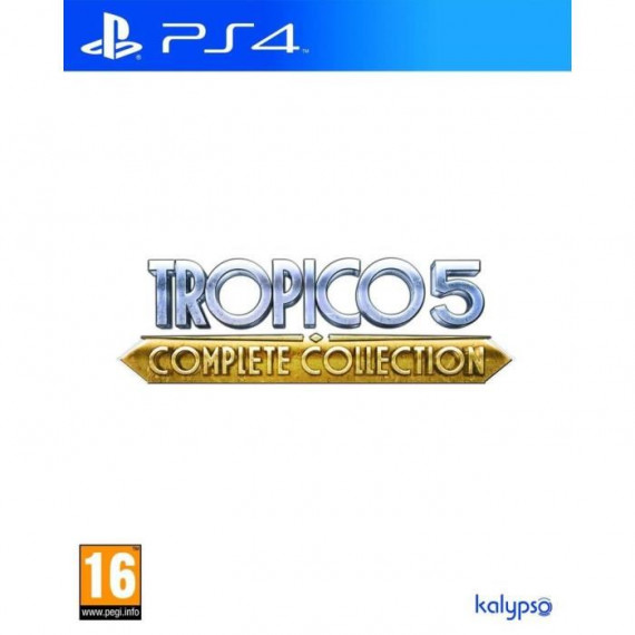 KALYPSO TROPICO 5: PS4