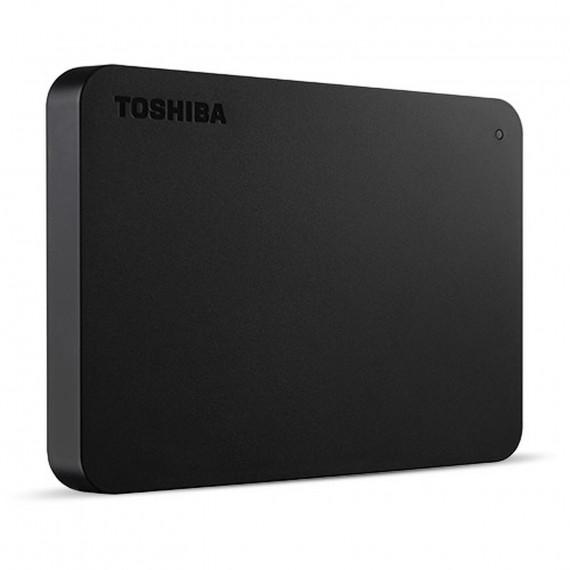 TOSHIBA Canvio basics USB-C 2.5p 1To  Canvio basics USB-C 2.5p 1To black
