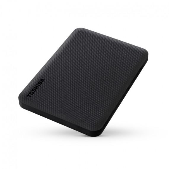 TOSHIBA Canvio Advance 1To 2.5p Black  Canvio Advance 1To 2.5p External Hard Drive USB 3.2 Gen1 Black