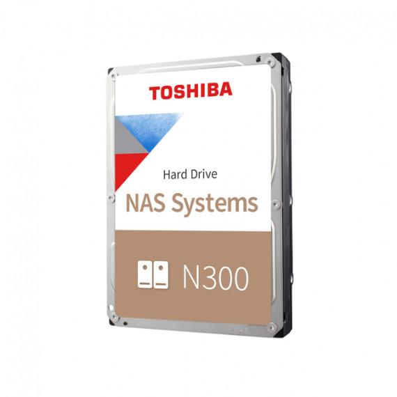 TOSHIBA N300 NAS Hard Drive 8To BULK  N300 NAS Hard Drive 8To 3.5p SATA BULK