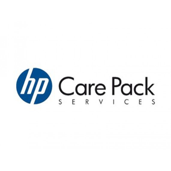 HP Electronic Care Pack Contrat de maintenance prolongé