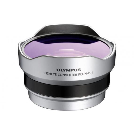 Olympus Complément Optique Fisheye FCON-P01 dédié à l'optique 14-42mm f/3.5-5.6 R II