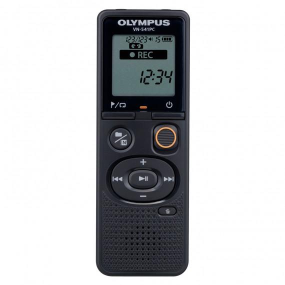 Olympus Olympus VN-541PC - Enregistreur de poche avec microphone mono et annulation de bruit - USB - 4 Go