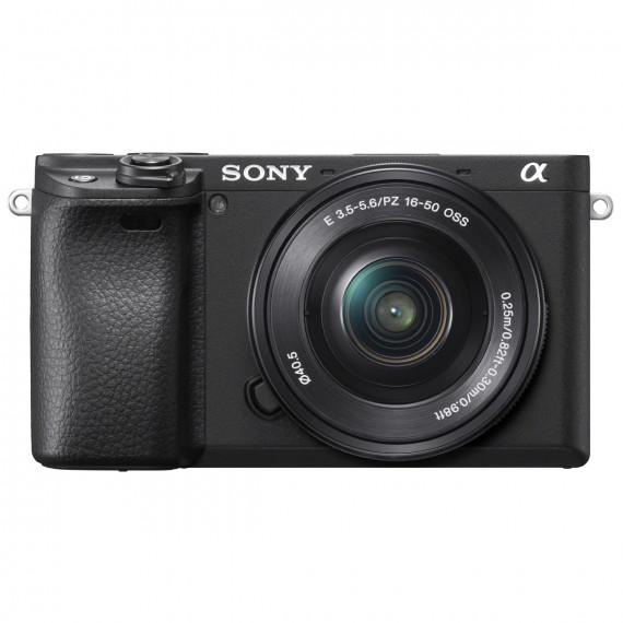 SONY Alpha 6400 + 16-50 mm