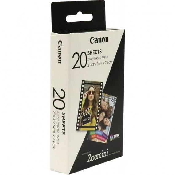 CANON 20 feuilles ZOEmini