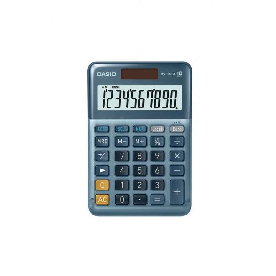 Casio Calculatrice de bureau MS-100-EM