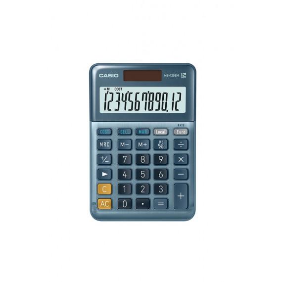 Casio Calculatrice de bureau MS-120-EM