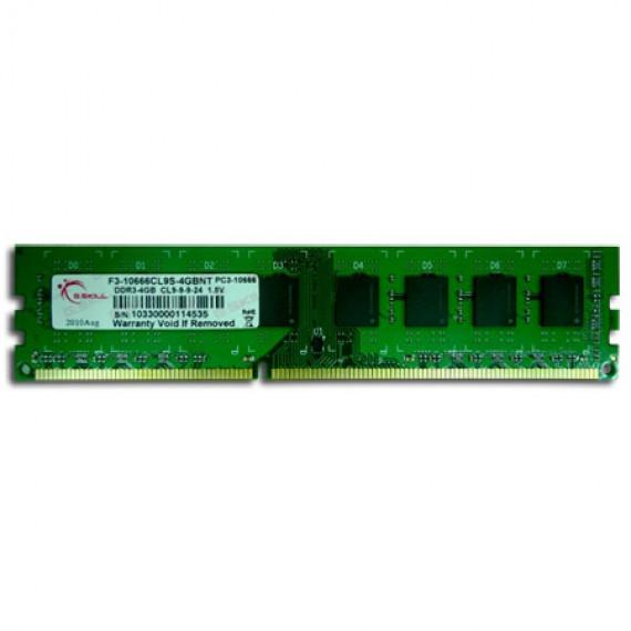 GSKILL NT Series 4 Go DDR3-SDRAM PC3-10600