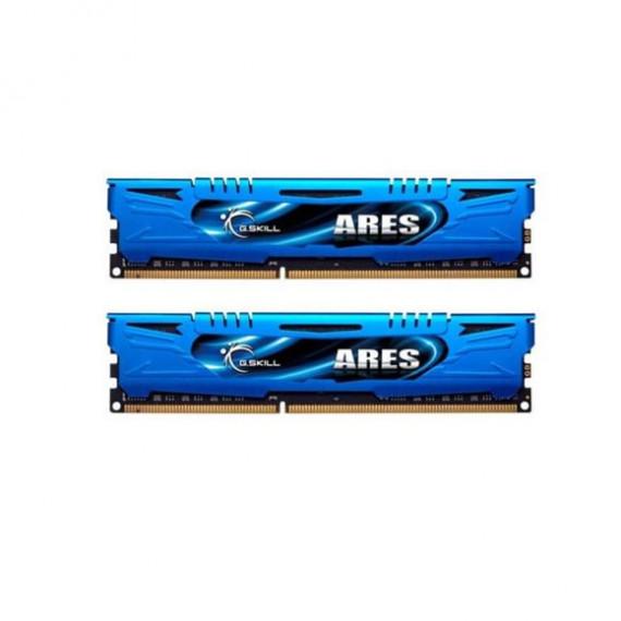 GSKILL DIMM 8 GB DDR3-2400 Kit F3-2400C11D-8GSR