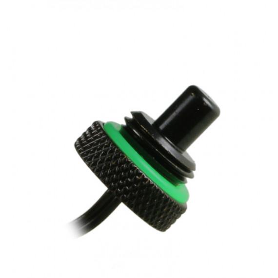 BitsPower Capteur de température 1/4'' - noir mat