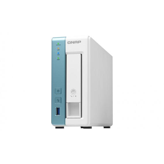 QNAP TS-131K  TS-131K1-Bay NAS Annapurna Labs AL214 Quad core 1.7GHz