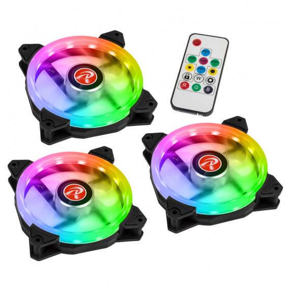 RAIJINTEK Raijintek Iris arc-en-12 A-RGB LED fan