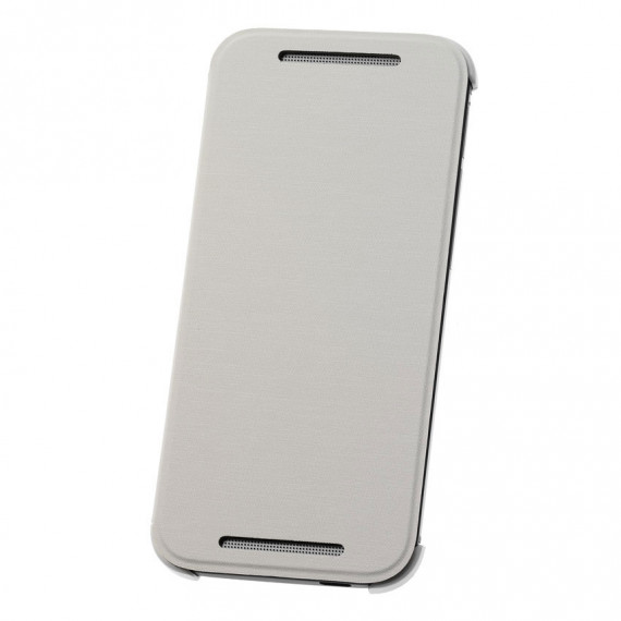 HTC Etui Folio Flipcase Blanc One mini 2