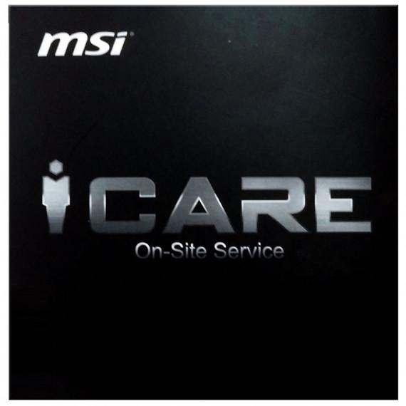 MSI 957-1XXXXE-010 - Garantie 2 ans avec réparation sur site