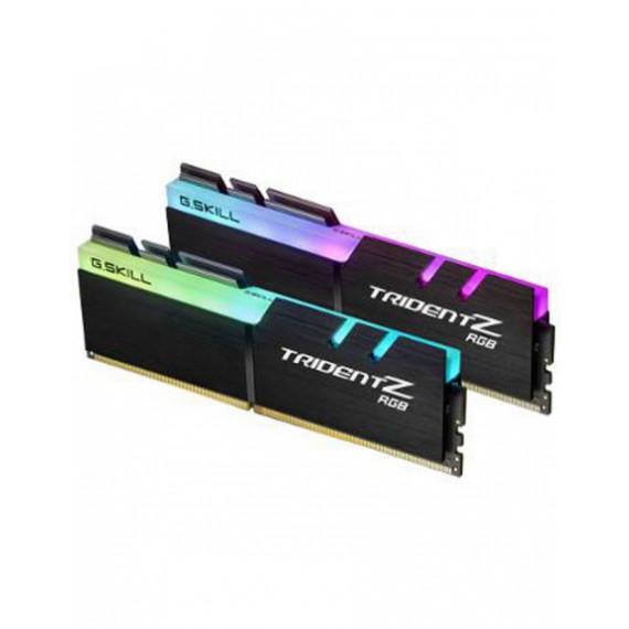 GSKILL Trident Z RGB 16 Go (2x 8 Go) DDR4 2400 MHz CL15