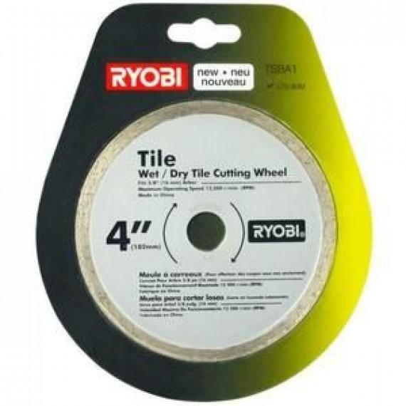 Ryobi Disque de coupe Ø 102 mm pour carrelette LTS180M