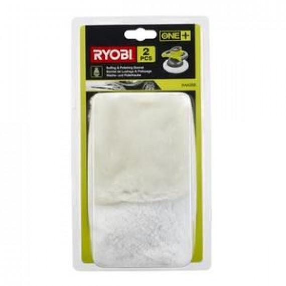 Ryobi Bonnets polissage et lustrage pour polisseuse ONE+ R18B-0
