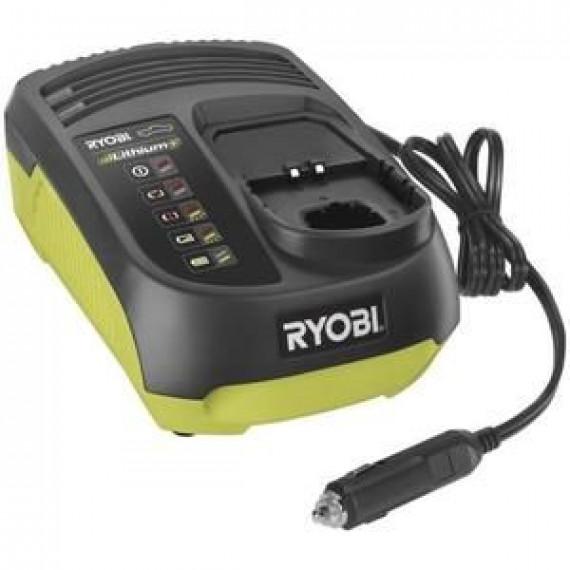 Ryobi Chargeur compatible prise allume-cigare 12 Volts