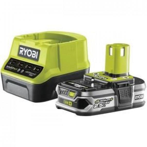 Ryobi Chargeur +  1 batterie 18 V 2,5 Ah