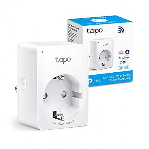 TPLINK Mini Smart Wi-Fi Socket  Mini Smart Wi-Fi Socket Energy Monitoring