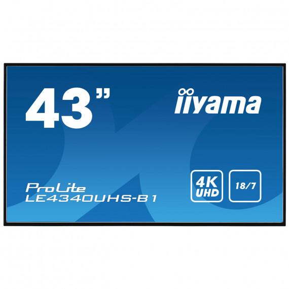 """IIYAMA LE4340UHS-B1 43"""""""