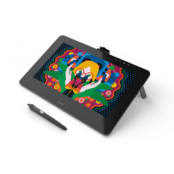 WACOM Wacom Cintiq Pro 13 - Tablette graphique tactile professionnelle FHD (PC / MAC)