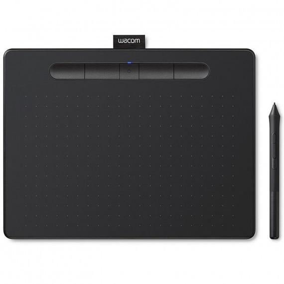 WACOM Intuos S avec Bluetooth Noir