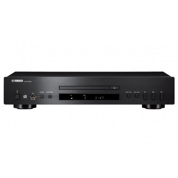 Yamaha CD-S303 NOIR