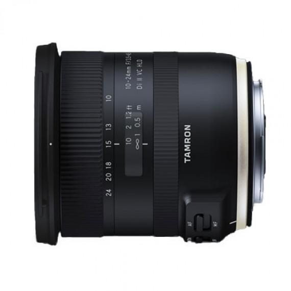 TAMRON 10-24mm f/3.5-4.5 Di II VC HLD monture Canon