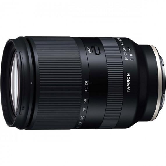 TAMRON 28-200 mm f/2.8-5.6 Di III RXD Sony E