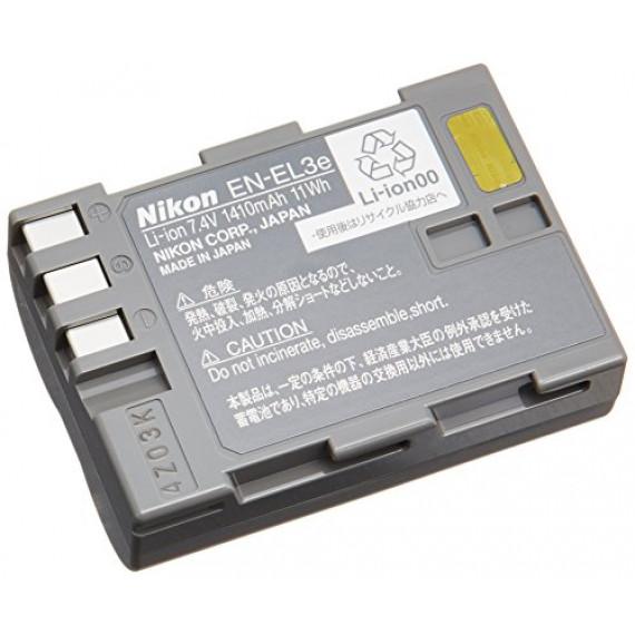 Nikon EN-EL3e - Accu Lithium-ion intelligent - 1500 mAh
