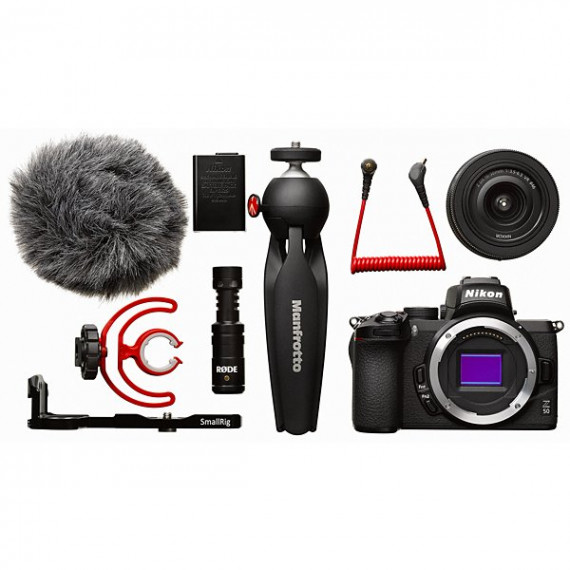 Nikon Appareil photo Hybride  Z50 Kit +16-50mm DX Vlogger