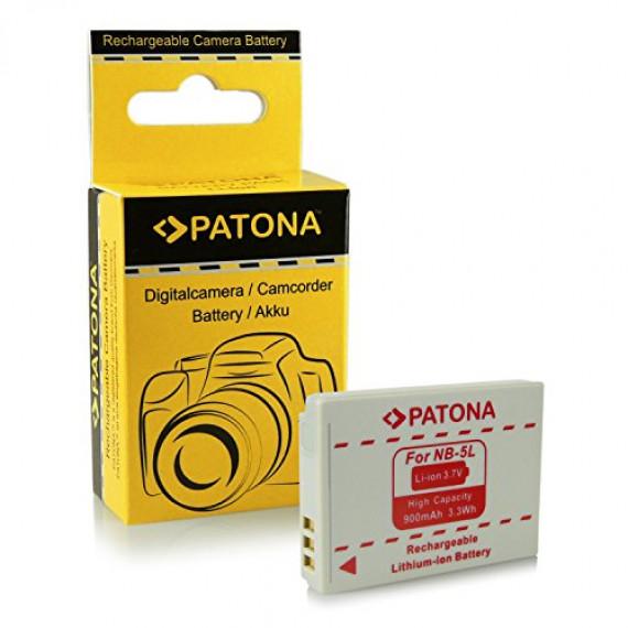 Batterie Li-ion (pour IXUS 800 IS/850 IS/860 IS/900 Ti/950 IS/960 IS/ 980IS)