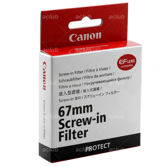 CANON Protection 67 mm