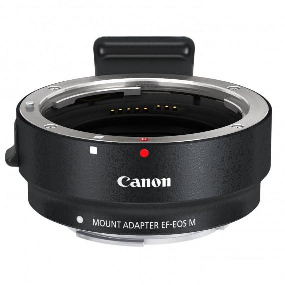 CANON Canon EF-EOS M - Bague d'adaptation pour objectif EF et EF-S pour EOS M