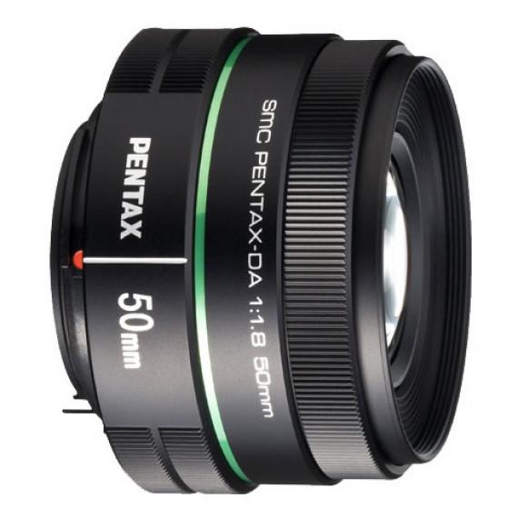 Pentax Pentax SMC DA 50mm f/1.8 - Mini téléobjectif